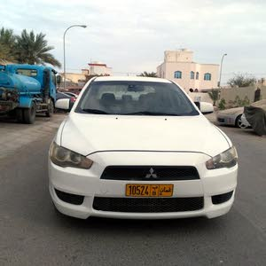 Available for sale! 1 - 9,999 km mileage Mitsubishi Lancer 2008
