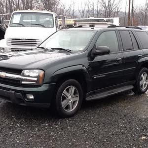 2004 Used Chevrolet TrailBlazer for sale