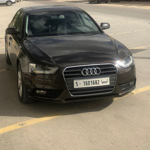 Automatic Audi 2013 for sale - Used - Tripoli city