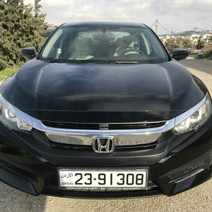 Honda Civic car for sale 2017 in Amman city