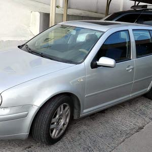 2003 Used Golf with Automatic transmission is available for sale