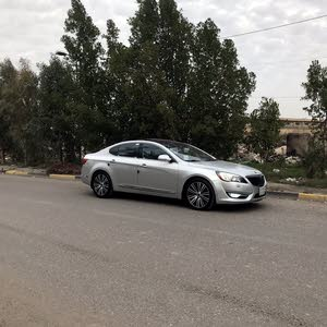 Silver Kia Cadenza 2013 for sale