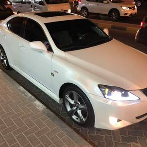 Lexus Is-250 F 2008 VGC