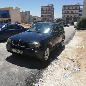 BMW X3 2005 for sale in Amman