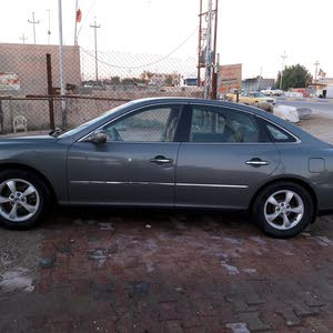 Green Hyundai Azera 2007 for sale