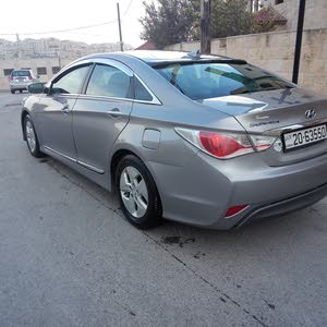 Hyundai Sonata car for sale 2011 in Amman city