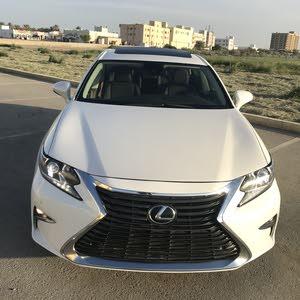 Used condition Lexus ES 2018 with 1 - 9,999 km mileage