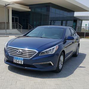 For sale Hyundai Sonata car in Sharjah