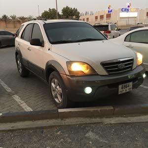 For sale Kia Sorento car in Ajman