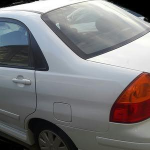 Gasoline Fuel/Power   Suzuki Liana 2007
