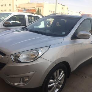 Hyundai Tucson 2014 - Automatic