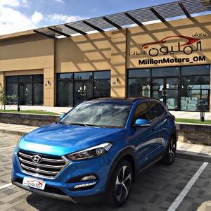 هايونداي توكسون 2017 Hyundai Tucson