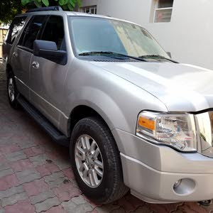 Ford Expedition 2014 For sale - Silver color