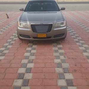 Brown Chrysler 300C 2014 for sale