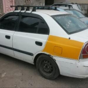 سيارة للبيع اكسنت موديل2006 با سعرها700 الف