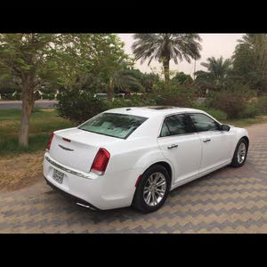 Automatic Chrysler 2015 for sale - Used - Jeddah city