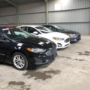 2019 Ford Fusion in Zarqa for sale