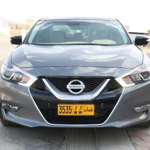km Nissan Maxima 2017 for sale