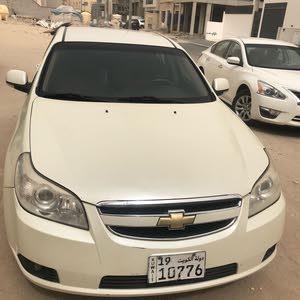 Chevrolet Epica Ls 2009 in superb condation for argent  sale