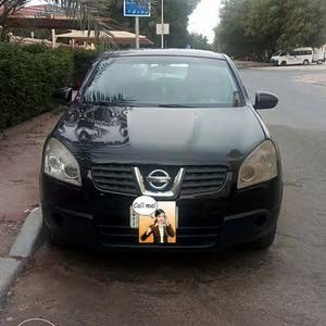 Nissan Qashqai car for sale 2008 in Al Ahmadi city