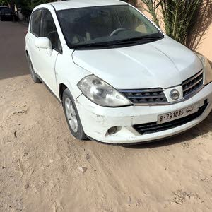 2010 Nissan Tiida for sale