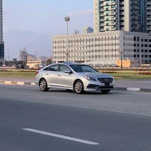 Hyundai Sonata full option 2017