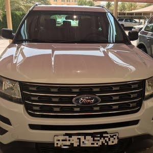 Gasoline Fuel/Power   Ford Explorer 2016