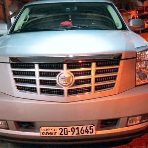 condition Cadillac Escalade 2011 with  km mileage