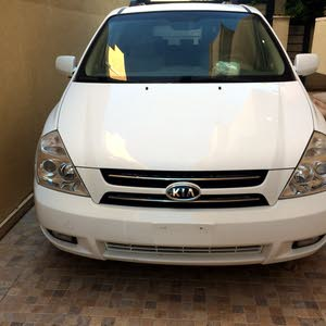 Used Kia Carnival in Tripoli