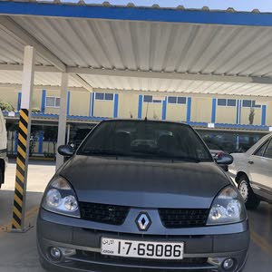 2005 Used Clio with Automatic transmission is available for sale