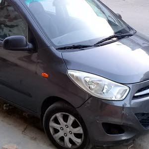 Gasoline Fuel/Power   Hyundai i10 2012
