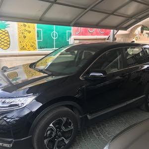 Honda CRV  2018 ( AS NEW )