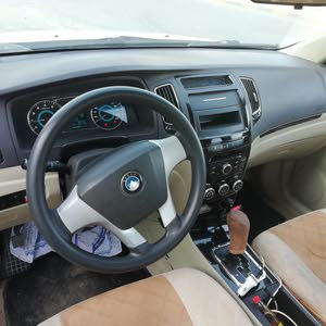 Automatic Geely 2015 for sale - Used - Saham city