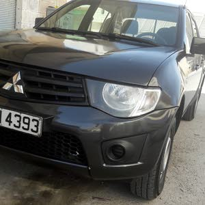 2011 Used L200 with Manual transmission is available for sale