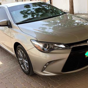 Automatic Toyota 2017 for sale - Used - Ibri city