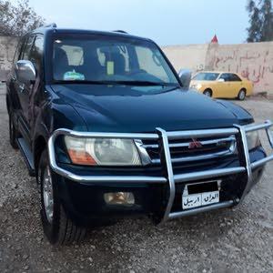 .باجيرو 2002 للبيع