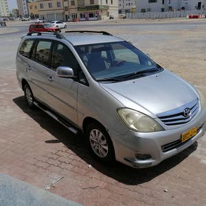 Used condition Toyota Innova 2010 with 1 - 9,999 km mileage