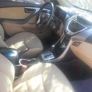 Hyundai ELentra 1.6 model 2013