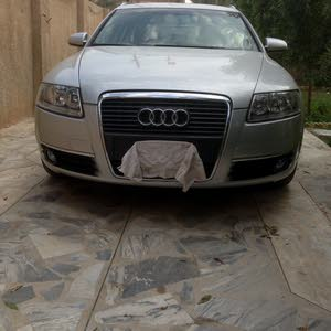 Used condition Audi A6 2008 with 50,000 - 59,999 km mileage