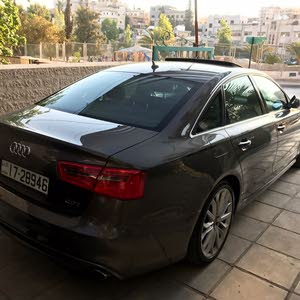 Audi A6 2013 for sale in Amman