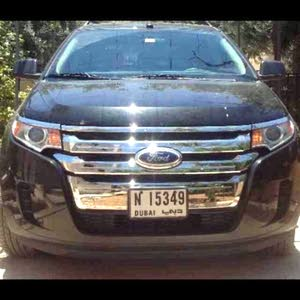 Automatic Ford Edge 2013
