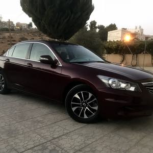 Automatic Honda 2012 for sale - Used - Amman city