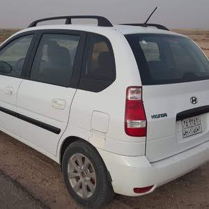 Hyundai Matrix 2010 For sale - White color