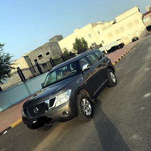 Nissan Patrol 2013 For sale - Grey color