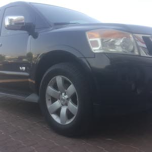 Gasoline Fuel/Power   Nissan Armada 2009