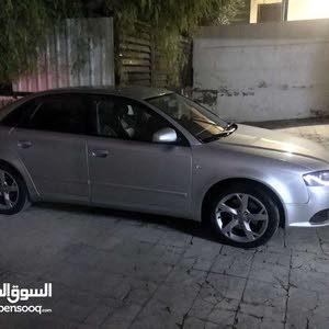 Audi A4 2007 For sale - Silver color