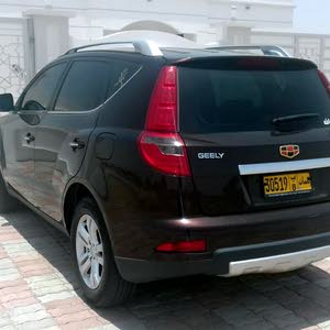 Brown Geely Emgrand X7 2016 for sale