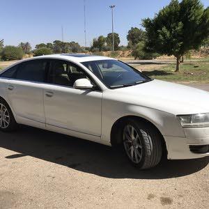 Used Audi A6 in Tripoli