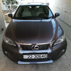 Automatic Grey Lexus 2012 for sale