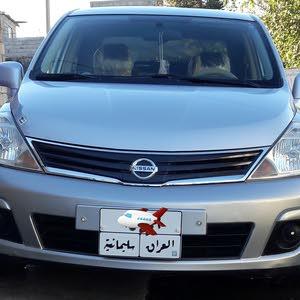 2012 Used Nissan Tiida for sale